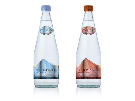 Acqua Pradis Bottiglie