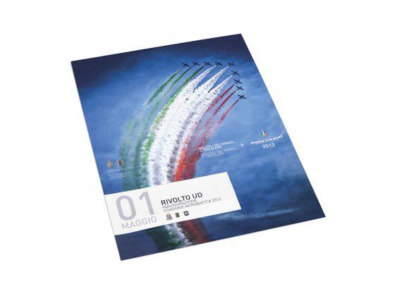 Frecce Tricolori Locandina