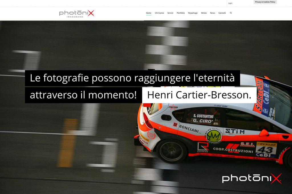 Photonix Sito Web